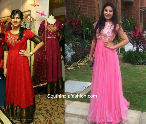 Anarkali Gowns 3