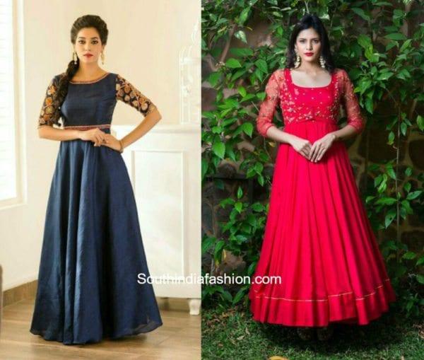 Anarkali Gowns 4