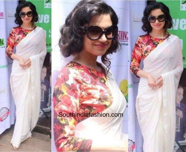 Divya Khosla Kumar in Varun Bahl at a Smile Foundation Event