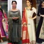 Go From Simple To Grand With Just A Heavy Dupatta