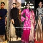Flaunt The Indian Fusion – Kurta Lehenga!