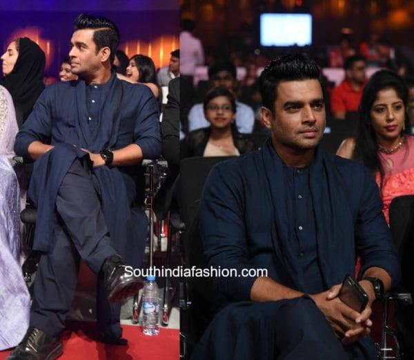 Madhavan at SIIMA Awards 2017