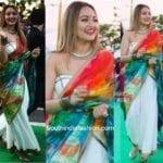 Sonakshi Sinhas saree look at iifa awards 2017 150x150