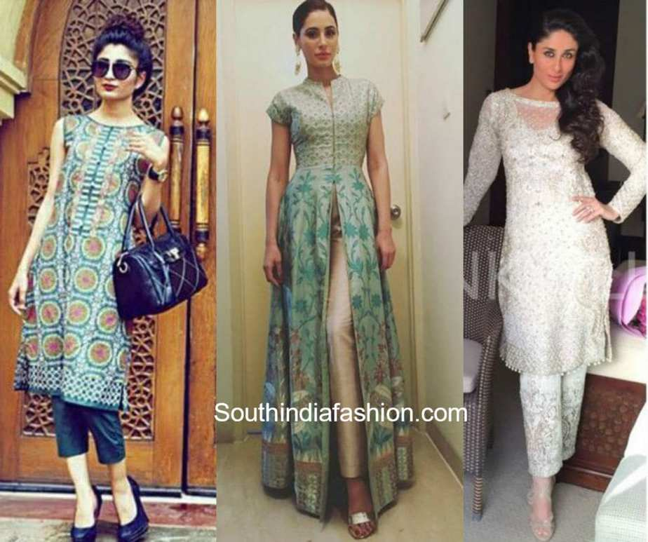 d5c9e189f072 Tips to Style The Cigarette Pants! – South India Fashion