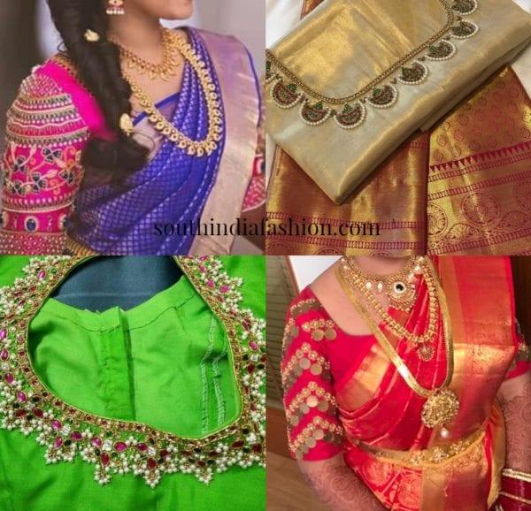 bridal blouse