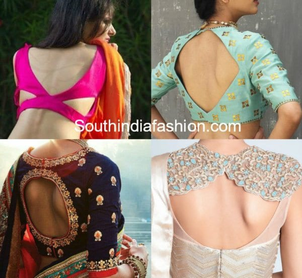 cut-out-blouse-designs-for-sarees