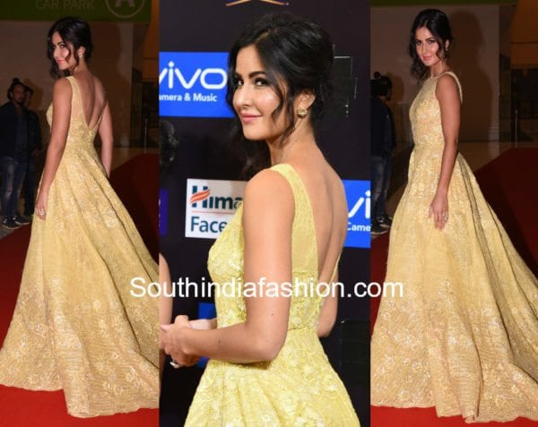 KATRINA KAIF AT SIIMA AWARDS 2017 2018 – South India Fashion