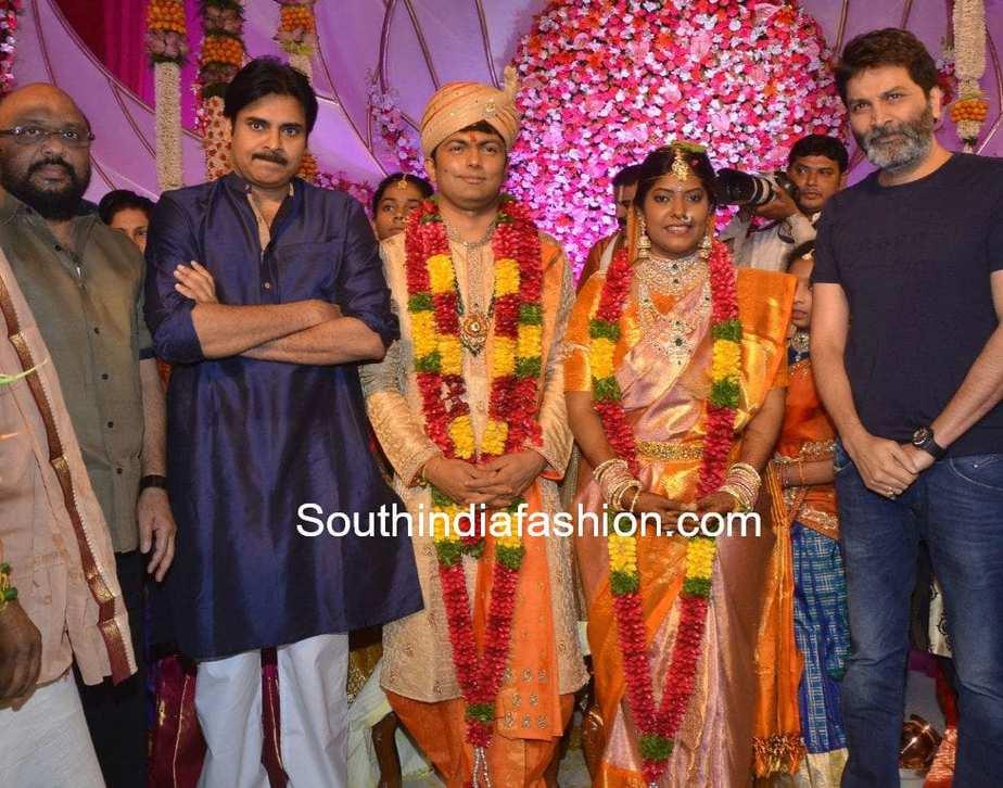 Maithri and Abhishek's Wedding – South India Fashion