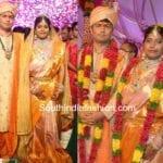 Maithri and Abhishek's Wedding