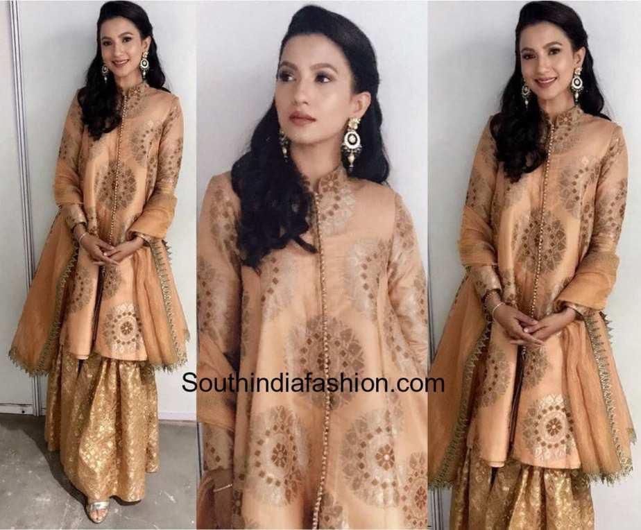 Gauhar Khan in Divya Gupta the label for gems closing event in Jaipur