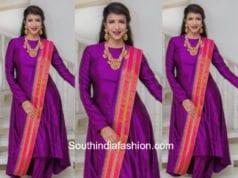 Lakshmi Manchu in Shilpa Reddy for a wedding