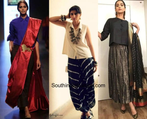 Shirts with Indian Wear Featured