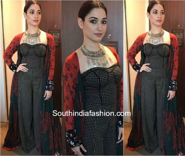 Tamanna Bhatia in Saaksha and Kinni for the India Day Parade in New York