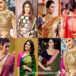Latest Saree Blouse Designs for Upcoming Festivals