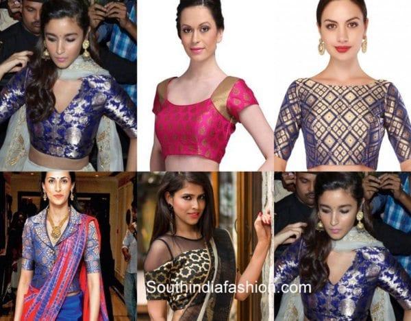 saree-blouse-designs-for-festivals