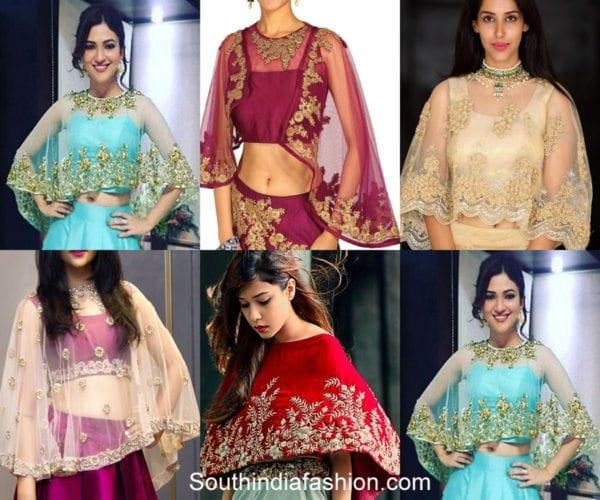 indian-bridal-cape-blouses
