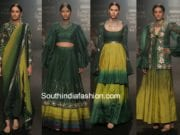 divya reddy collection at lakme fashion week winter festive 2017