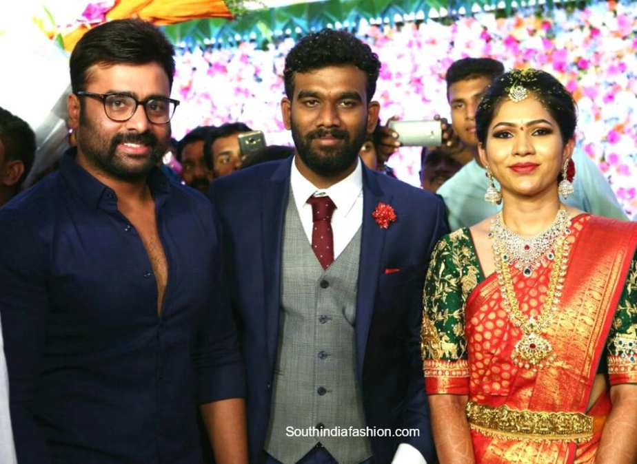 paritala sreeram engagement photos