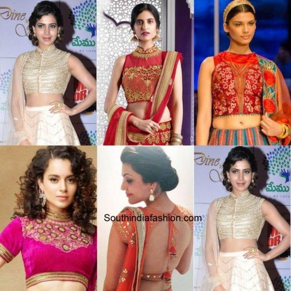 Latest Trending Bridal Lehenga Blouse Designs South India Fashion,Viking Rune Viking Nordic Tattoo Designs