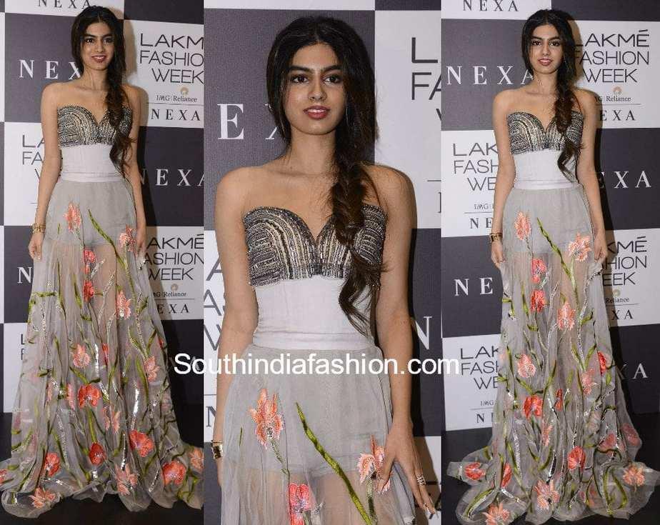 Lakme Fashion Week Sarees Online