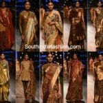"Gaurang's Outstanding ""Chitravali"" Collection at Lakme Fashion Week 2017"