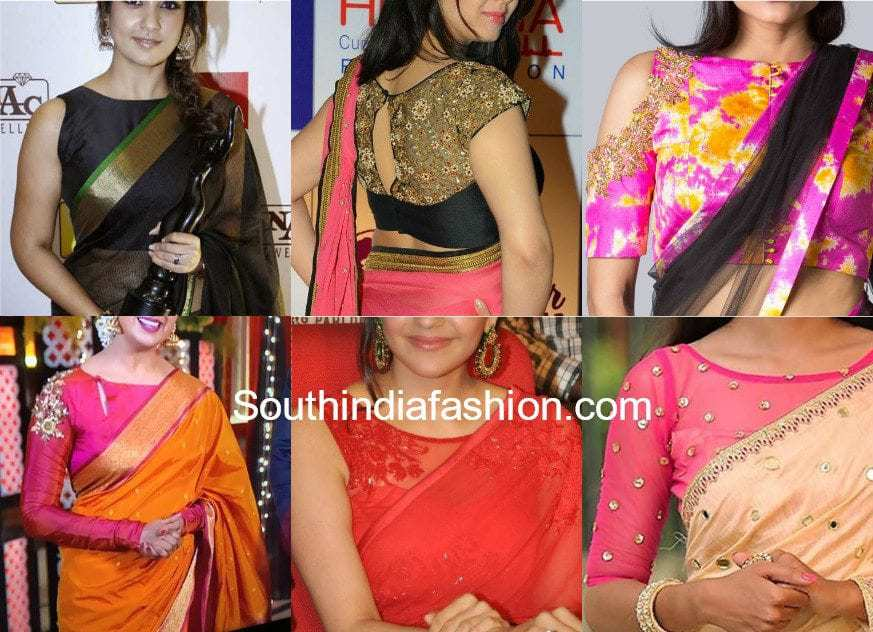 must have boat neck blouse designs