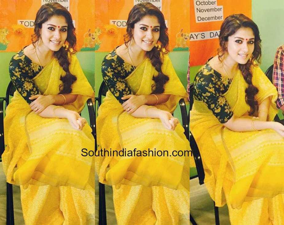 South india fashion blouse 5