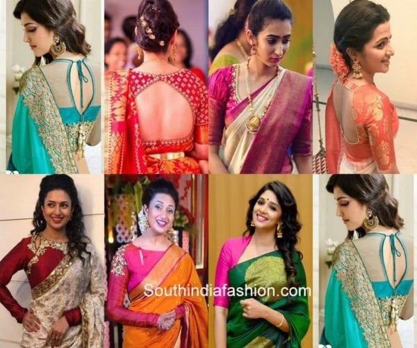 pattu-blouse-designs-festivals