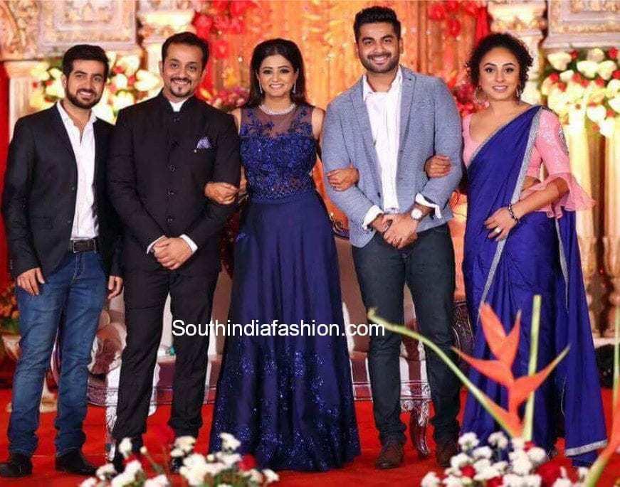 Priyamani and Mustufa Raj's Wedding and Reception – South ...