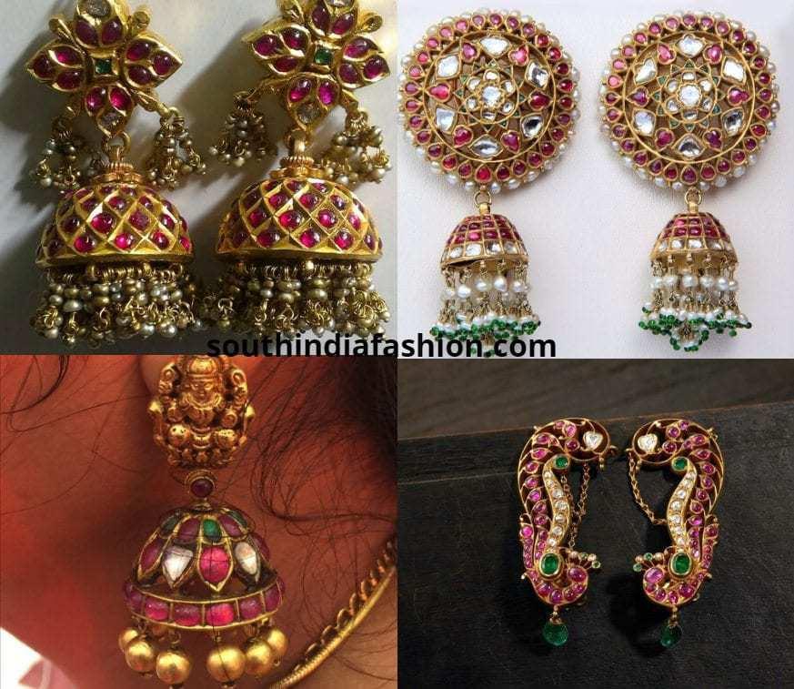 Temple Jewelry Earrings