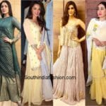 5 Bollywood Celebs Show Us How To Nail The Shararas