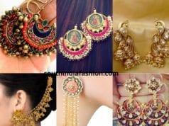 Earrings For Ethnic Wear