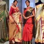 Kanjeevaram Sarees To Flaunt This Navrathri and Other Festivities Of The Season