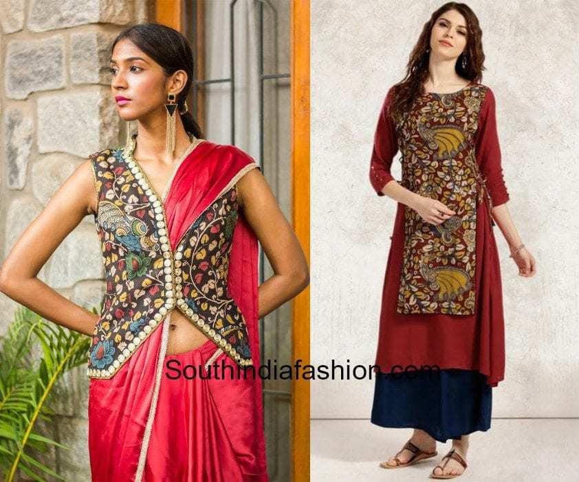 Kalamkari Outfits