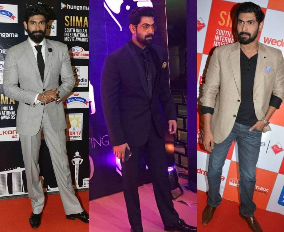 rana daggubati clothes fashion