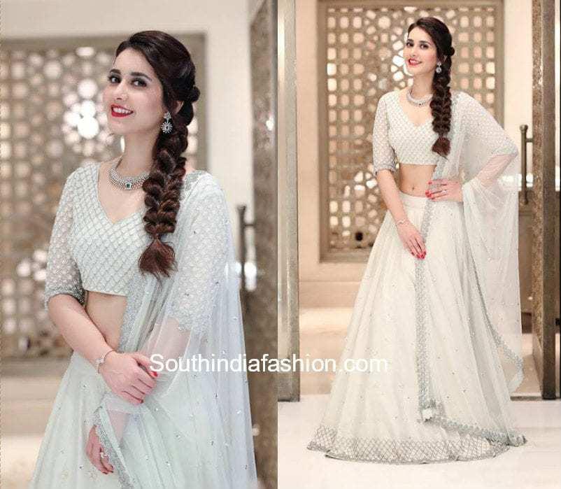 Raashi Khanna Hairstyle 3