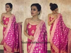 Taapsee Pannu in Mayyur Girotra for Judwaa 2 Promotions