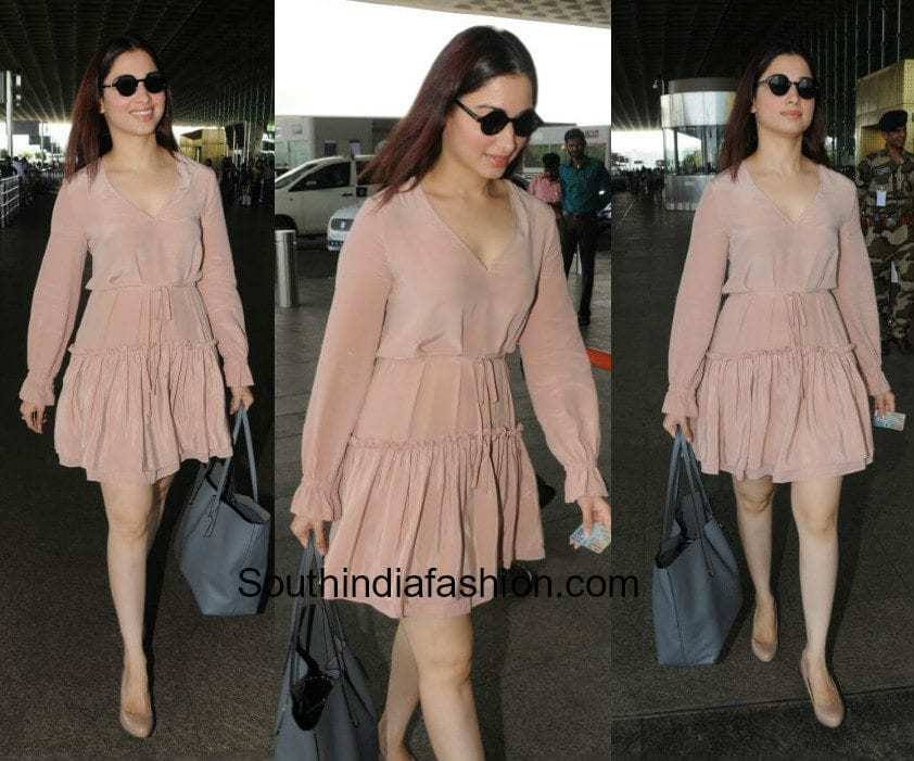latest breaking news on tamanna bhatia in western wear at the