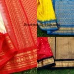 Gadwal Pattu Sarees from Kumari Collections