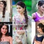 Raashi Khanna's Super Stylish Hairstyles