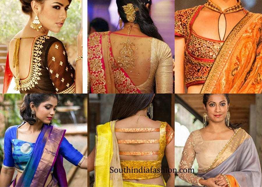 latest-silk-saree-blouses