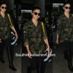 Alia Bhatt's Airport Look