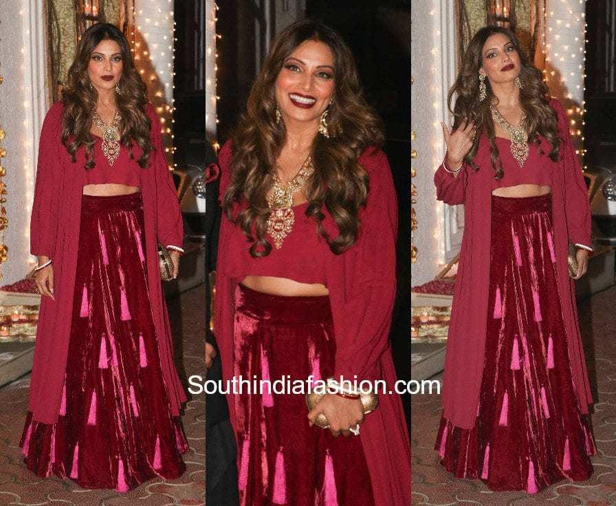 Bipasha Basu in Label by Chandni at Shilpa Shetty's Diwali Party