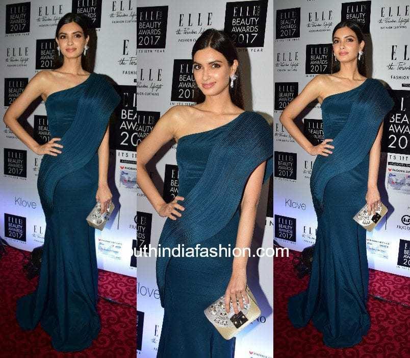Fashion Beauty Awards 2017: Diana Penty In Gaurav Gupta