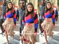 Parineeti Chopra in western wearfor Golmaal Promotions