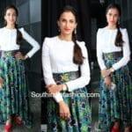Shilpa Reddy's Western Look