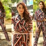 Tamanna Bhatia in Tommy Hilfiger
