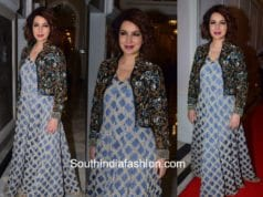 Tisca Chopra in Maheka Mirpuri at the Move For Cancer event