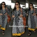 Vidya Balan's Casual Desi Look