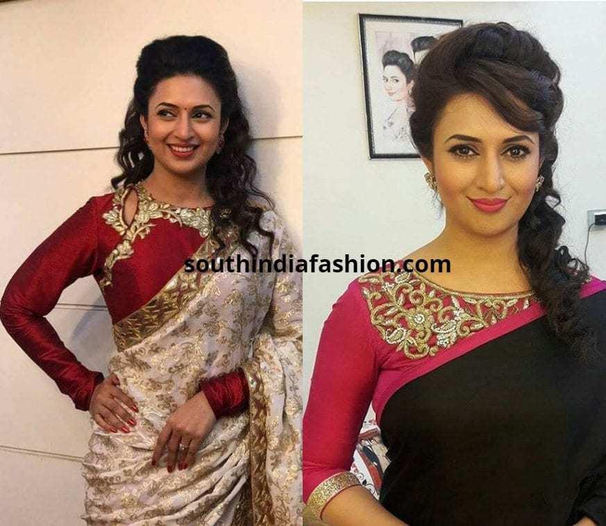 Ishita sarees and blouses